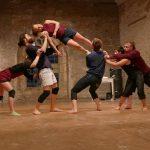 Kaaos Kaamos partner acrobatics training