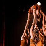 performing acrobatics programme